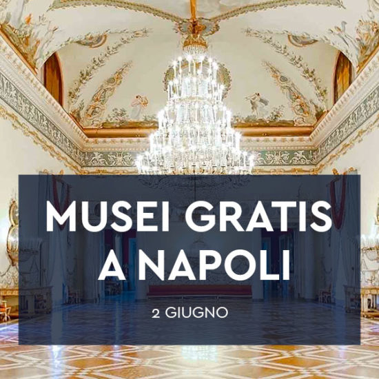musei gratis napoli